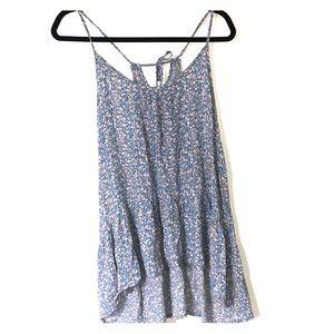 Flow-y floral shirt